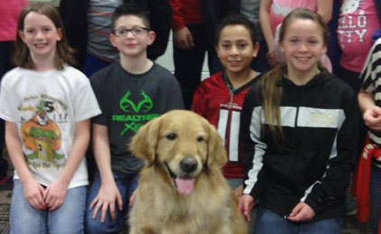Homeless Pet Clubs of America : Giving students, civic